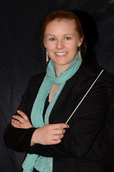 Conductor Jordan Webster