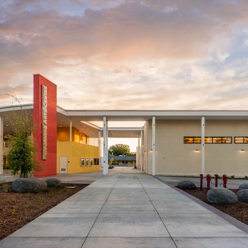 Gunn High School Performing Arts Center